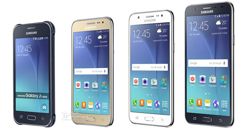 Comment Restaurer Un Samsung Galaxy J